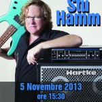 Stu Hamm Roma 72